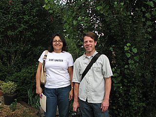 Martha and Brad