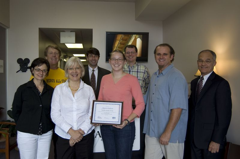 Paladin Media Group  thank you by Leadership Charlottesville