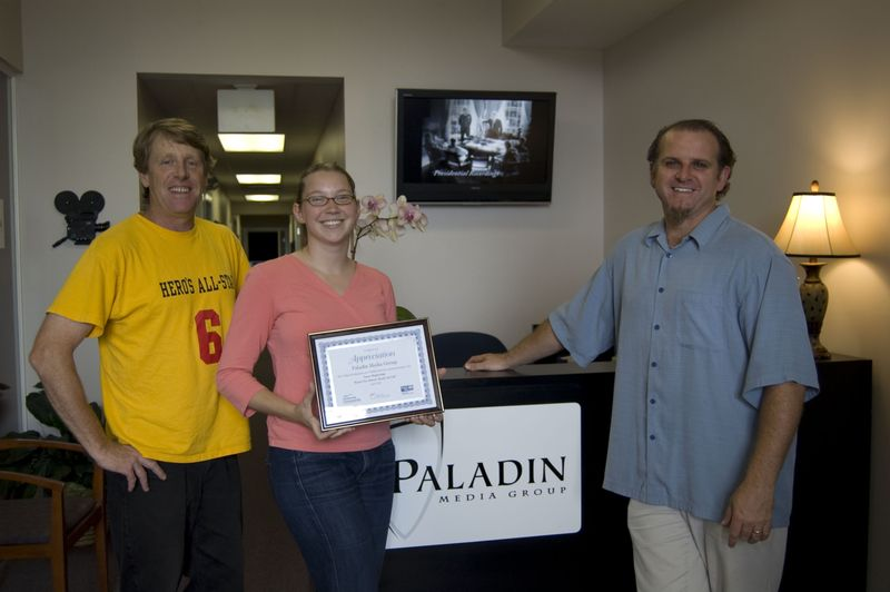 Paladin Media Group extraordinaire