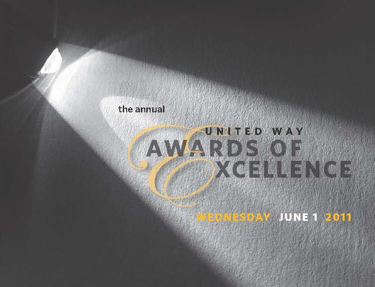 2011 Invitation cover