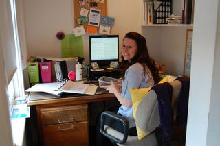 Jessica Snyder, Volunteer Center Director